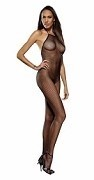 Exotic Open Crotch Bodystocking
